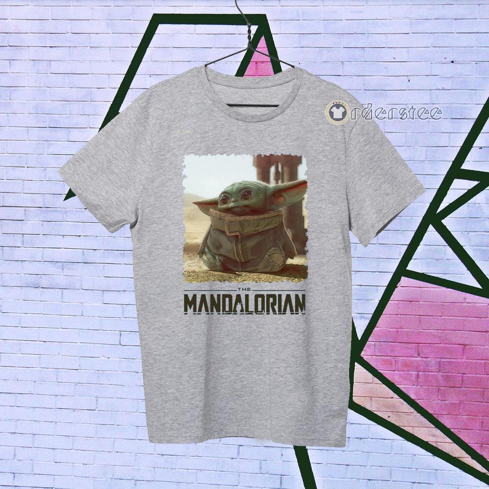 Baby Yoda Mandalorian The Child Shirt