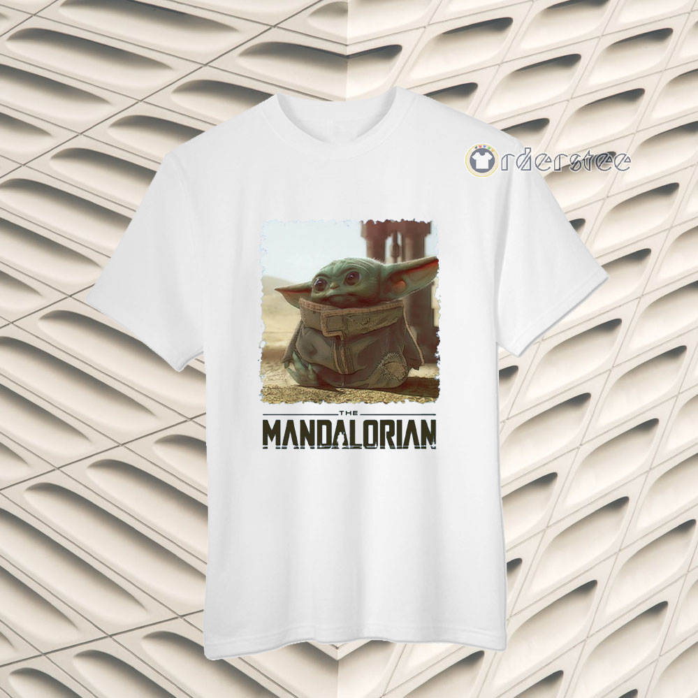 Baby Yoda Mandalorian The Child Shirts