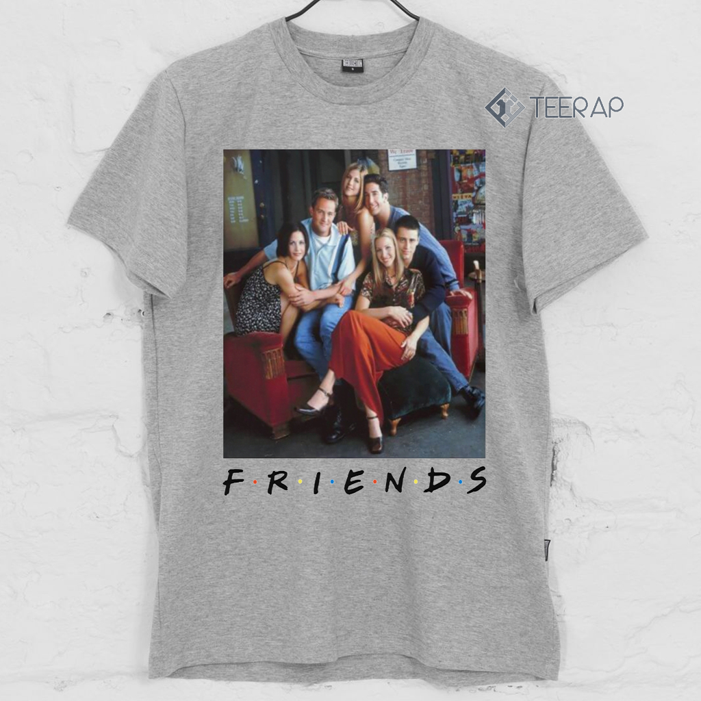 Friends Vintage Character Tee Shirts - Pascal Siakam