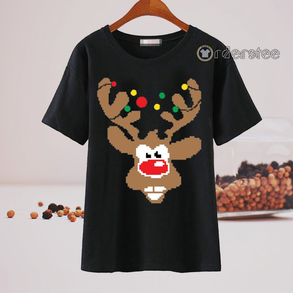 Funny Christmas Youth Kids Cute Ugly Christmas Shirt