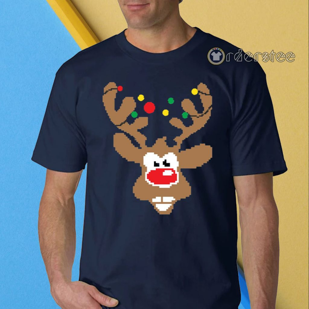 Funny Christmas Youth Kids Cute Ugly Christmas T-Shirt