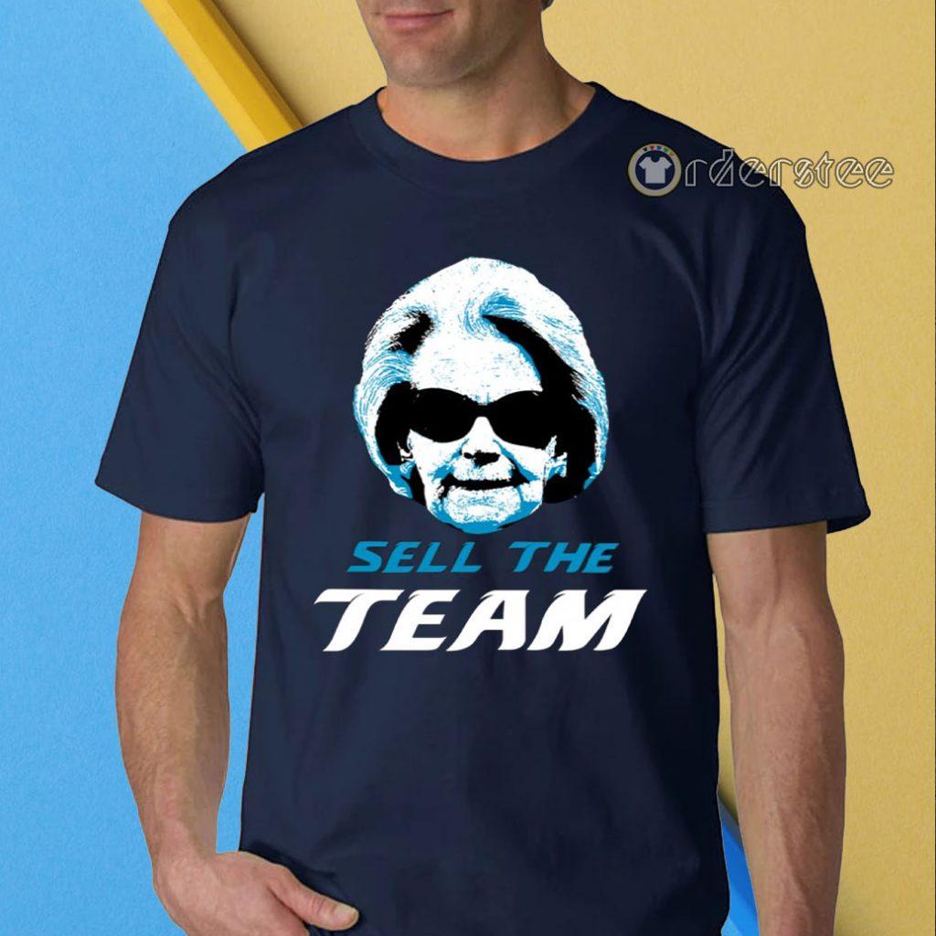 Martha Ford Sell The Team T-Shirt