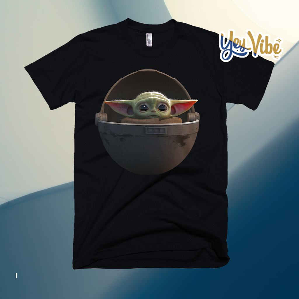 Official Baby Yoda The Mandalorian Shirts