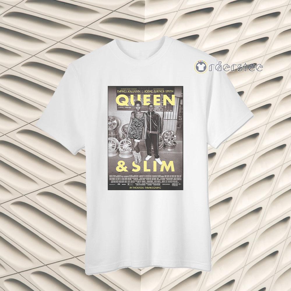 Queen & Slim Shirts
