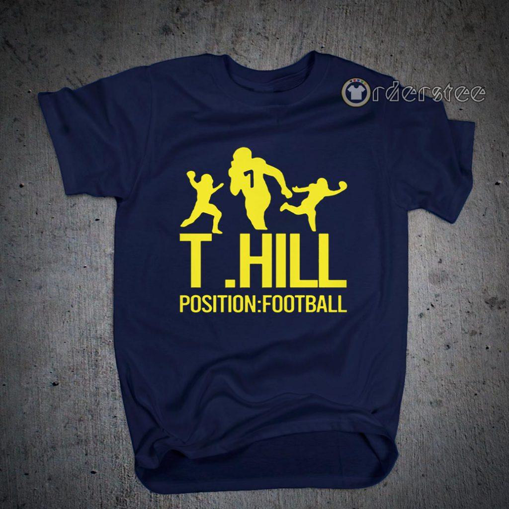 saints football t shirt