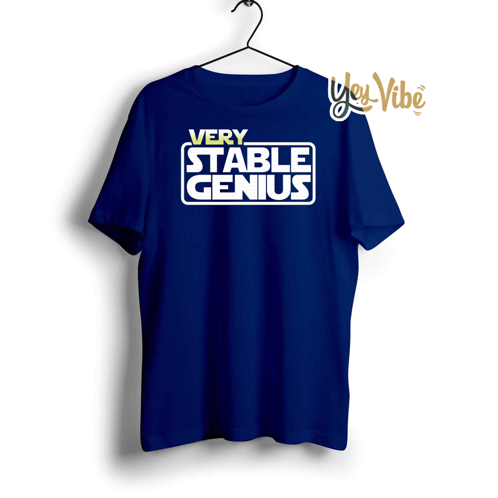 Will Ferrell Very Stable Genius T Shirts