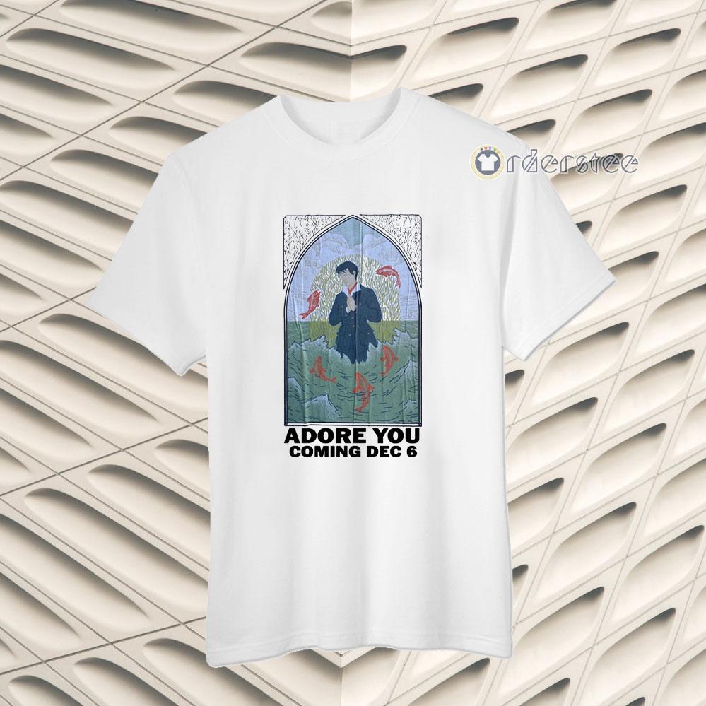 Adore You Coming Dec 6 Shirts