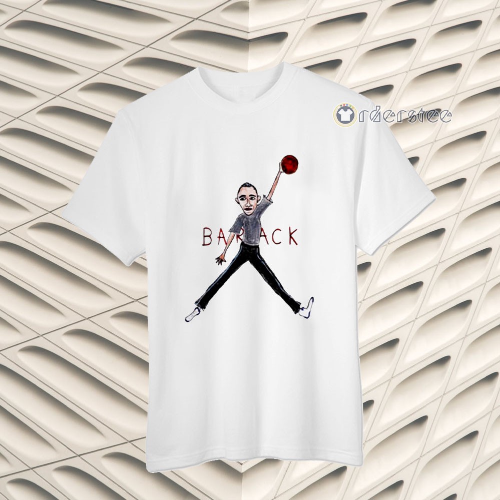 Air Barack Jersey T-Shirts