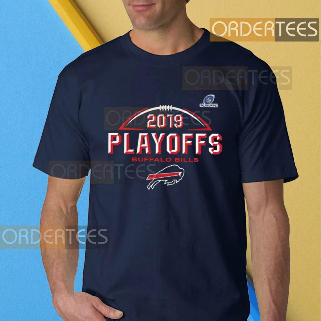 Buffalo Bills 2019 Playoffs Shirt