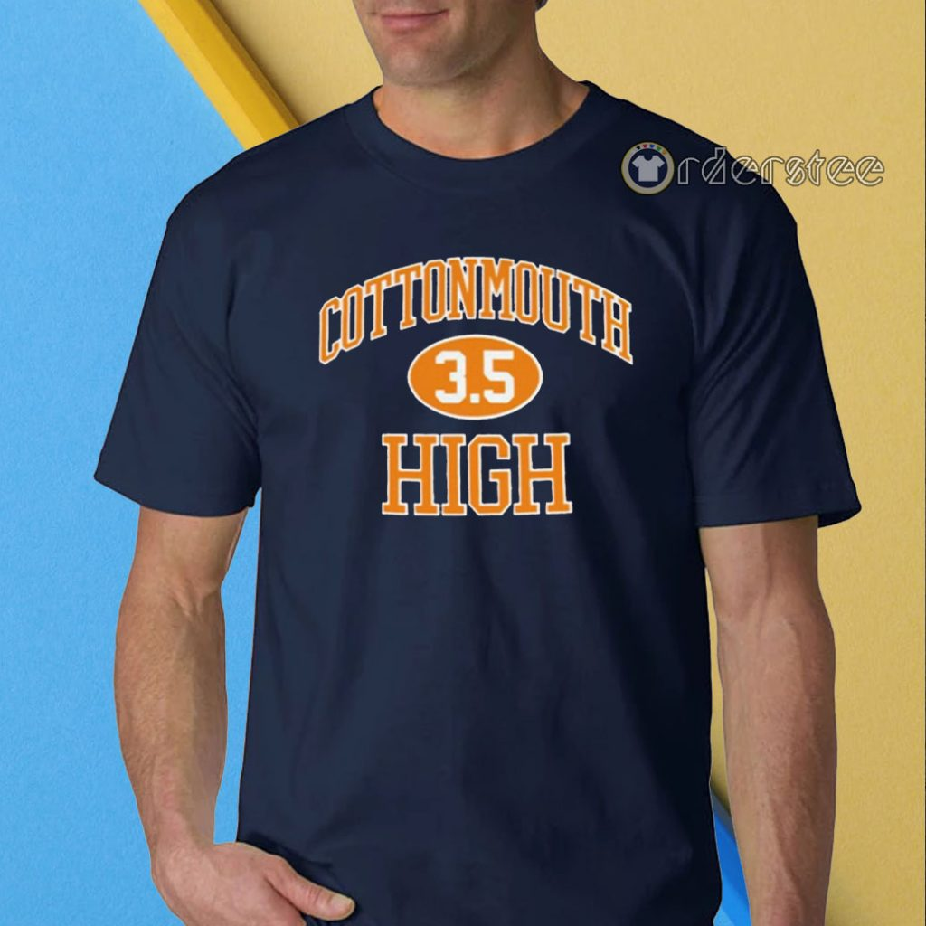 Cottonmouth High 3 5 Shirt Merch Classic T-Shirt