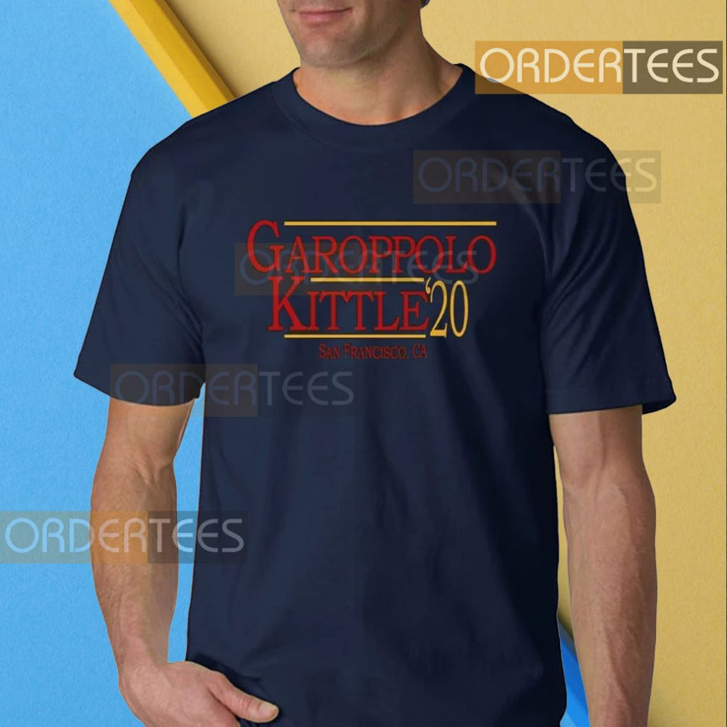 Garoppolo Kittle 20 T-Shirt