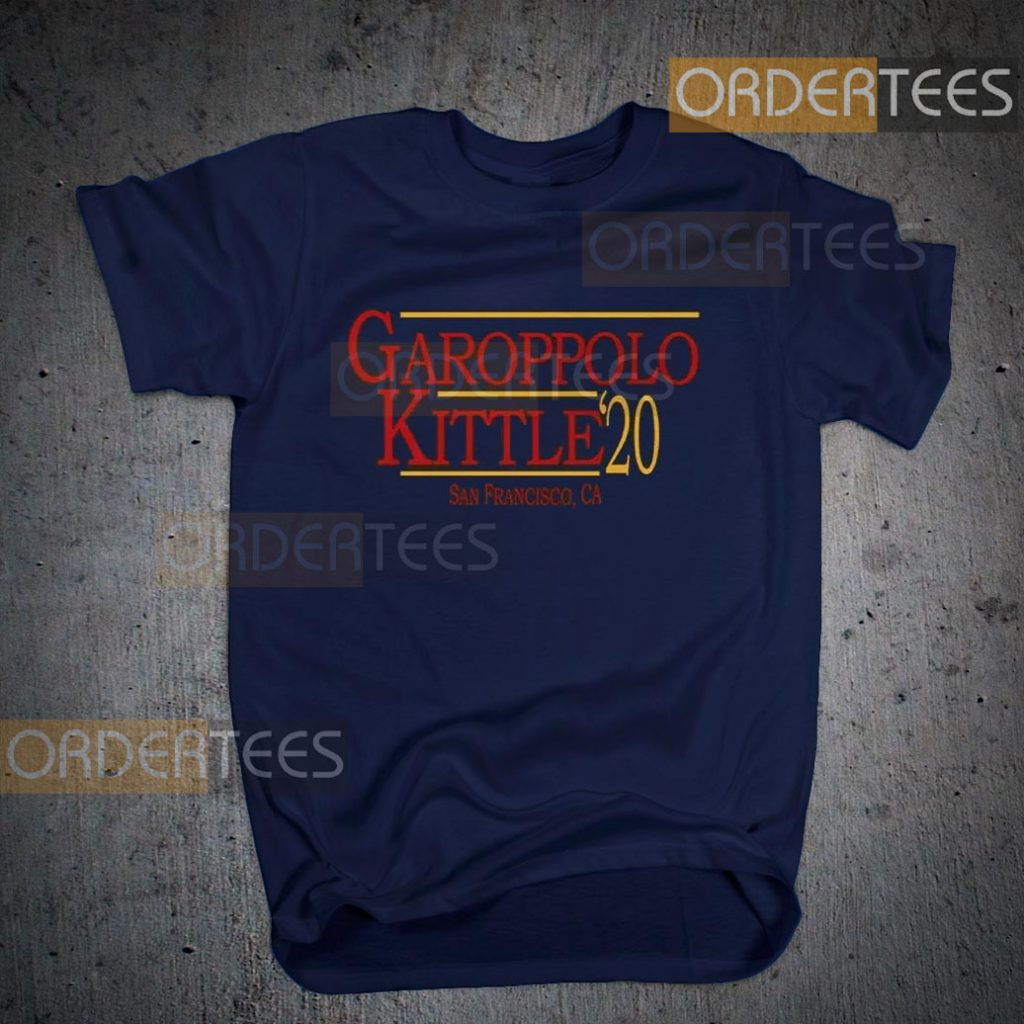 Garoppolo Kittle 20 T-Shirts