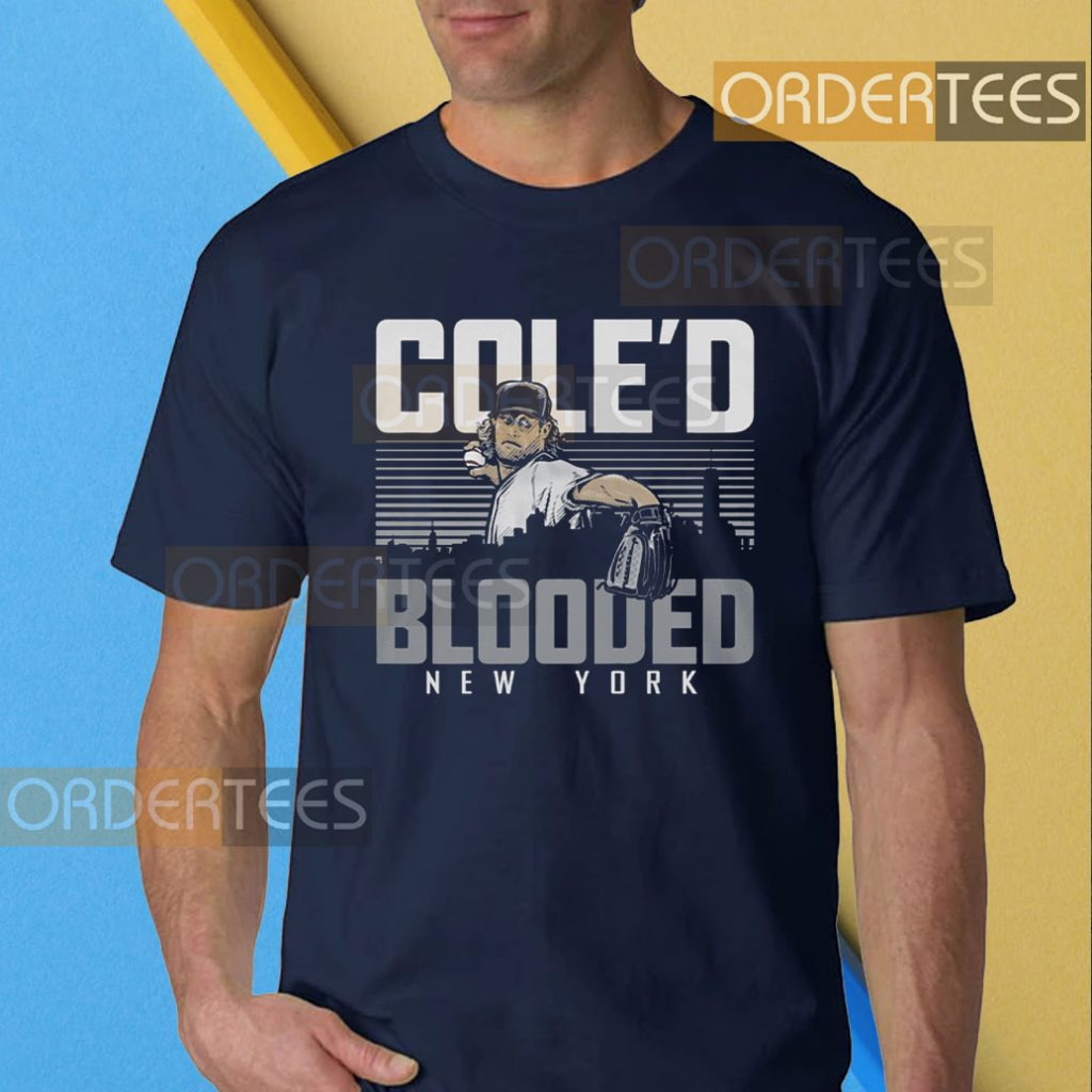 Gerrit Cole Yankees Shirt