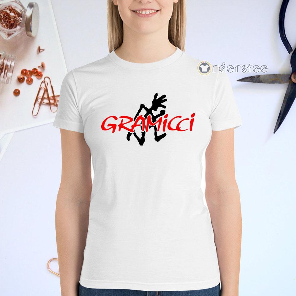 Gramicci t-shirts