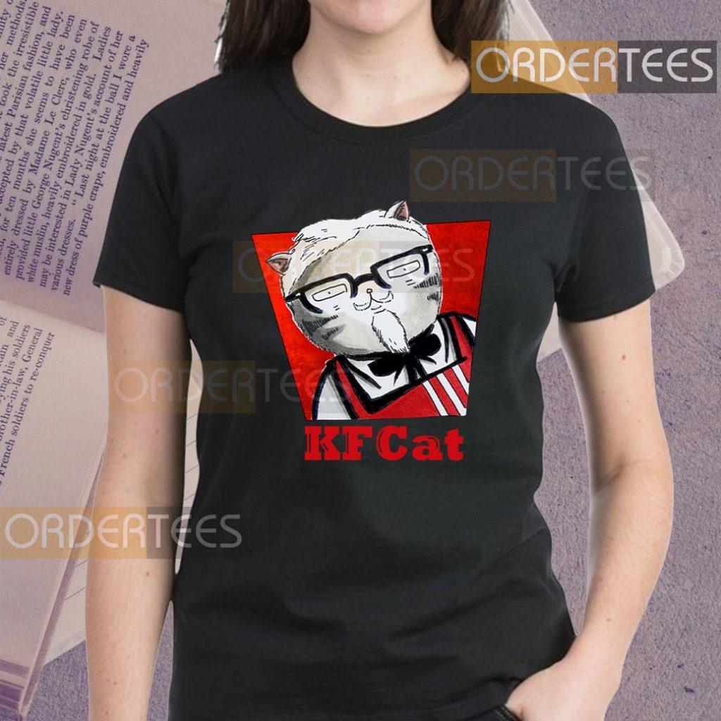 Kentucky Fried Cat Kfcat T-Shirts