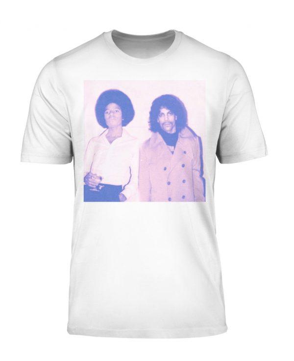 Kim Kardashian Jfk Shirt - Michael Jackson & Prince Shirt