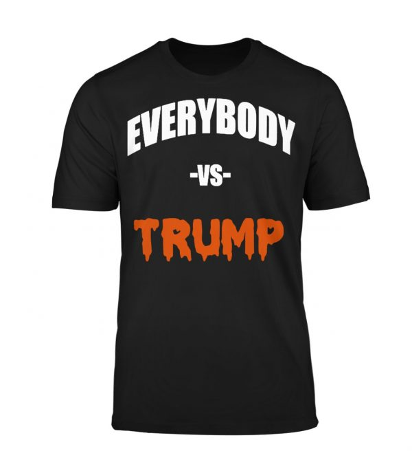 Marshawn Lynch Everybody vs Trump Shirt