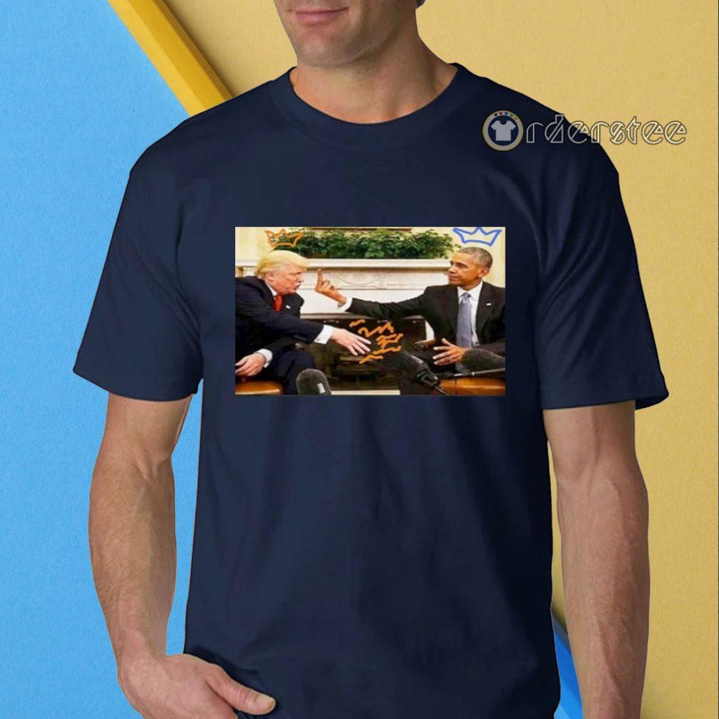 Obama Fuck Trump Tee Shirt