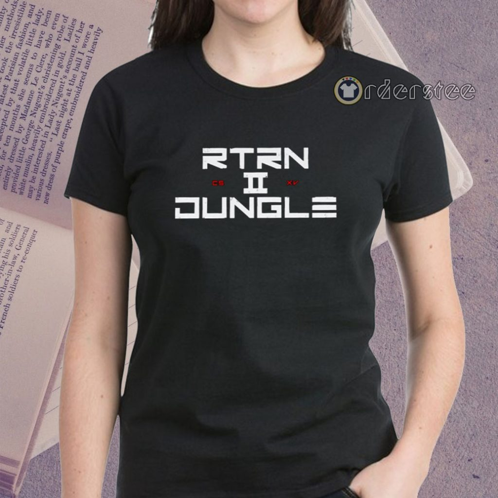 RTRN II JUNGLE Merch T-Shirts