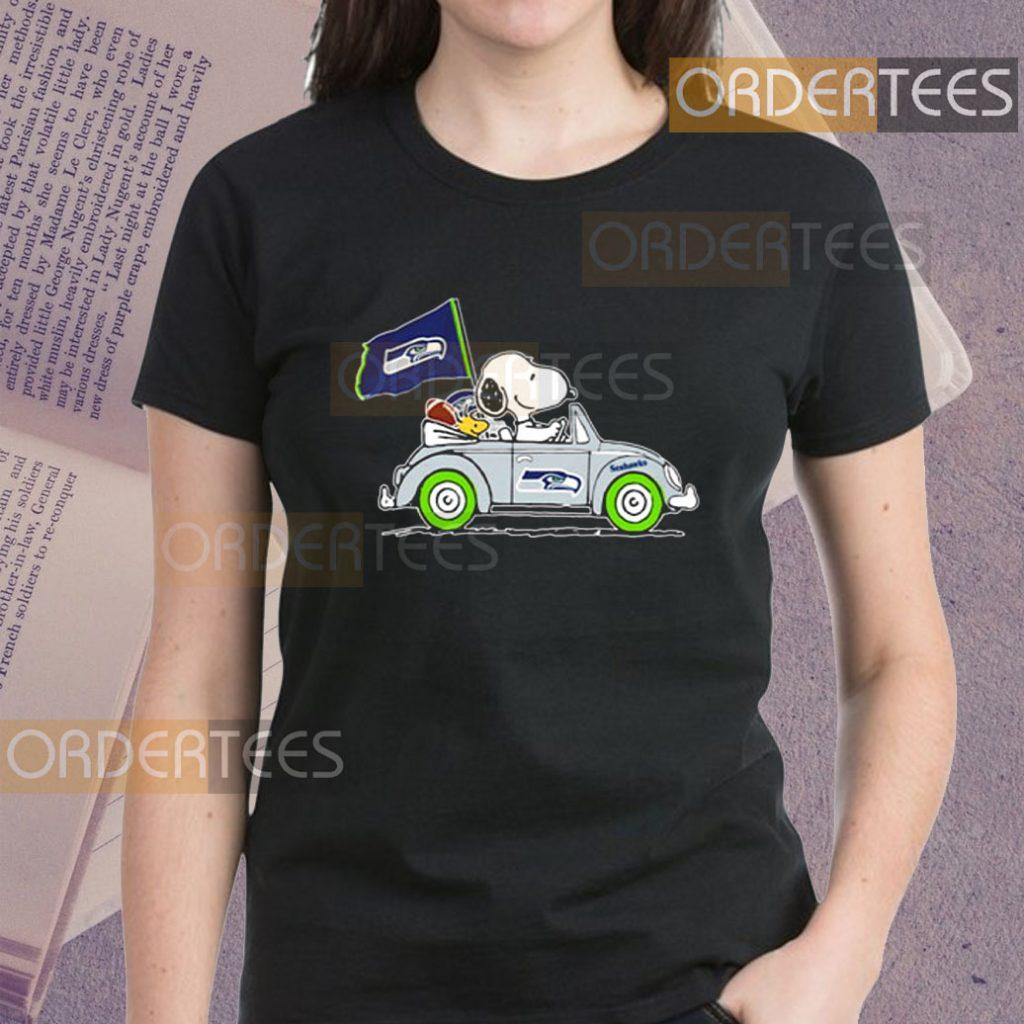 ladies seahawks shirts
