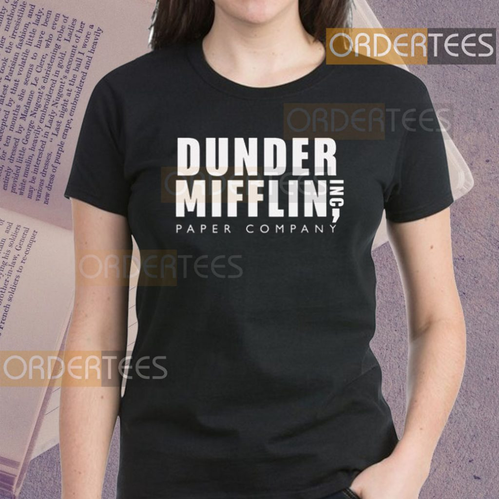 The Office Dunder Mifflin Inc Paper Company T-Shirts