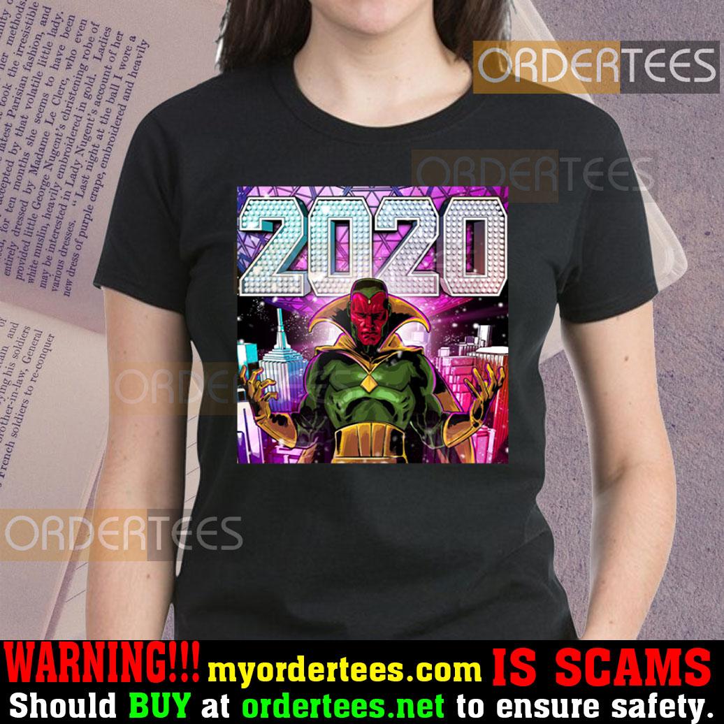 2020 Vision T-Shirts