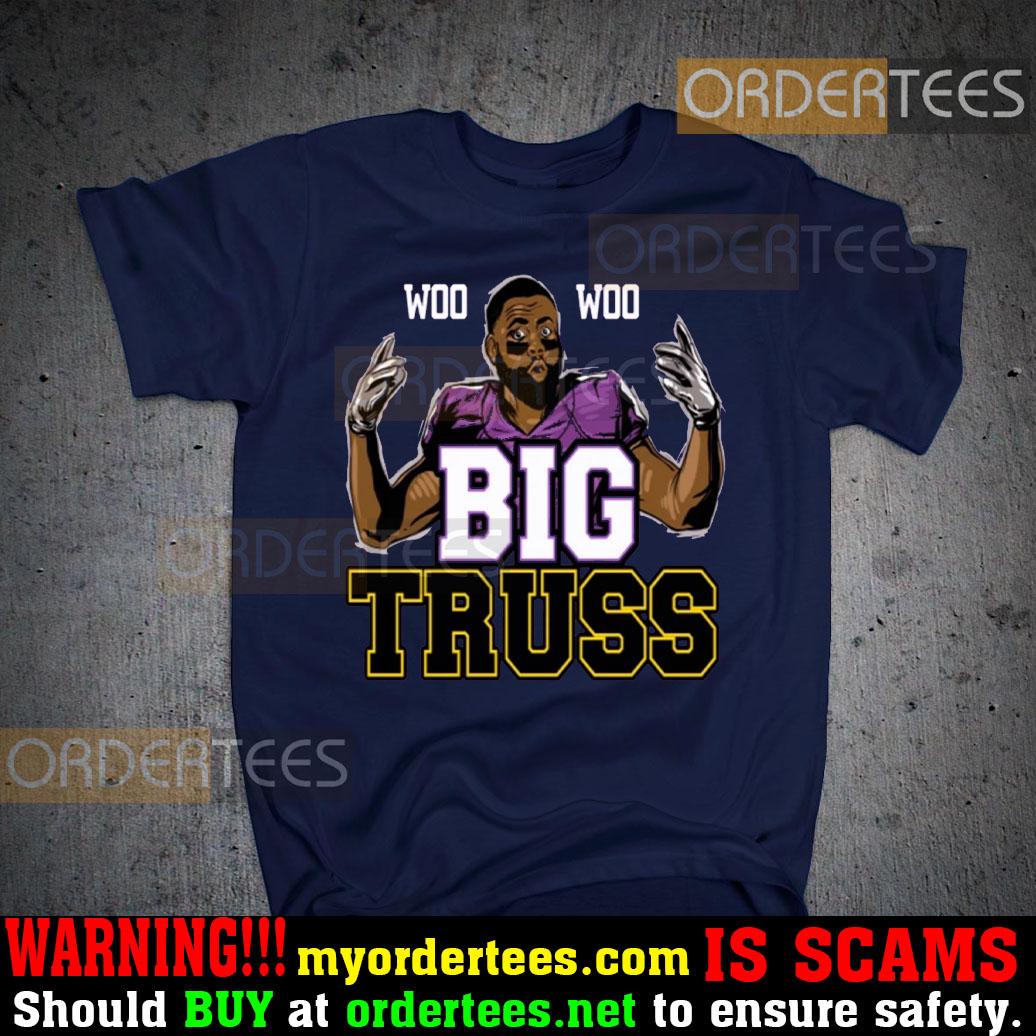 BIG TRUSS T-SHIRTS