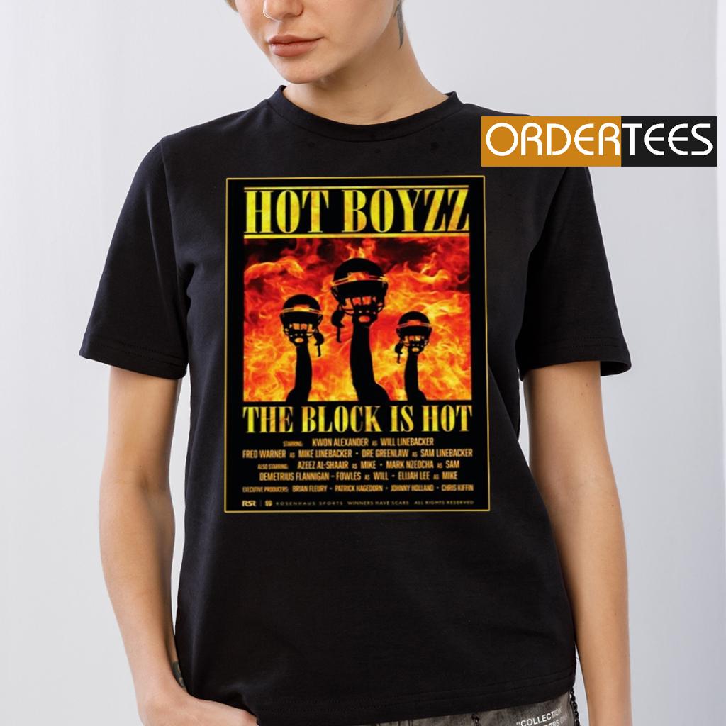 Hot Boyz 49ers T Shirt