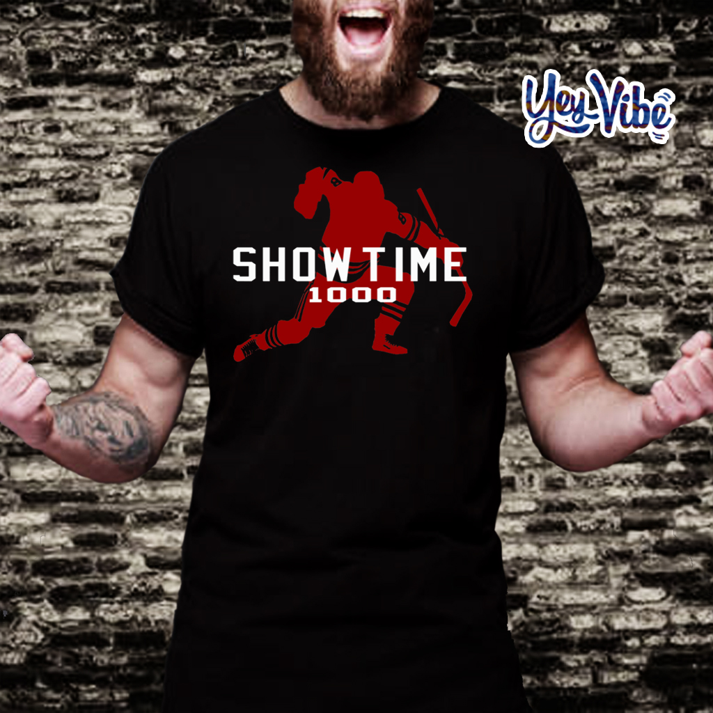 SHOW TIME 100 T-SHIRTS
