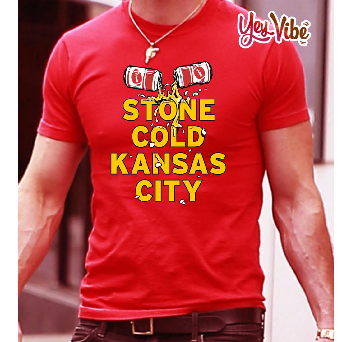 STONE COLD KANSAS CITY T-SHIRT