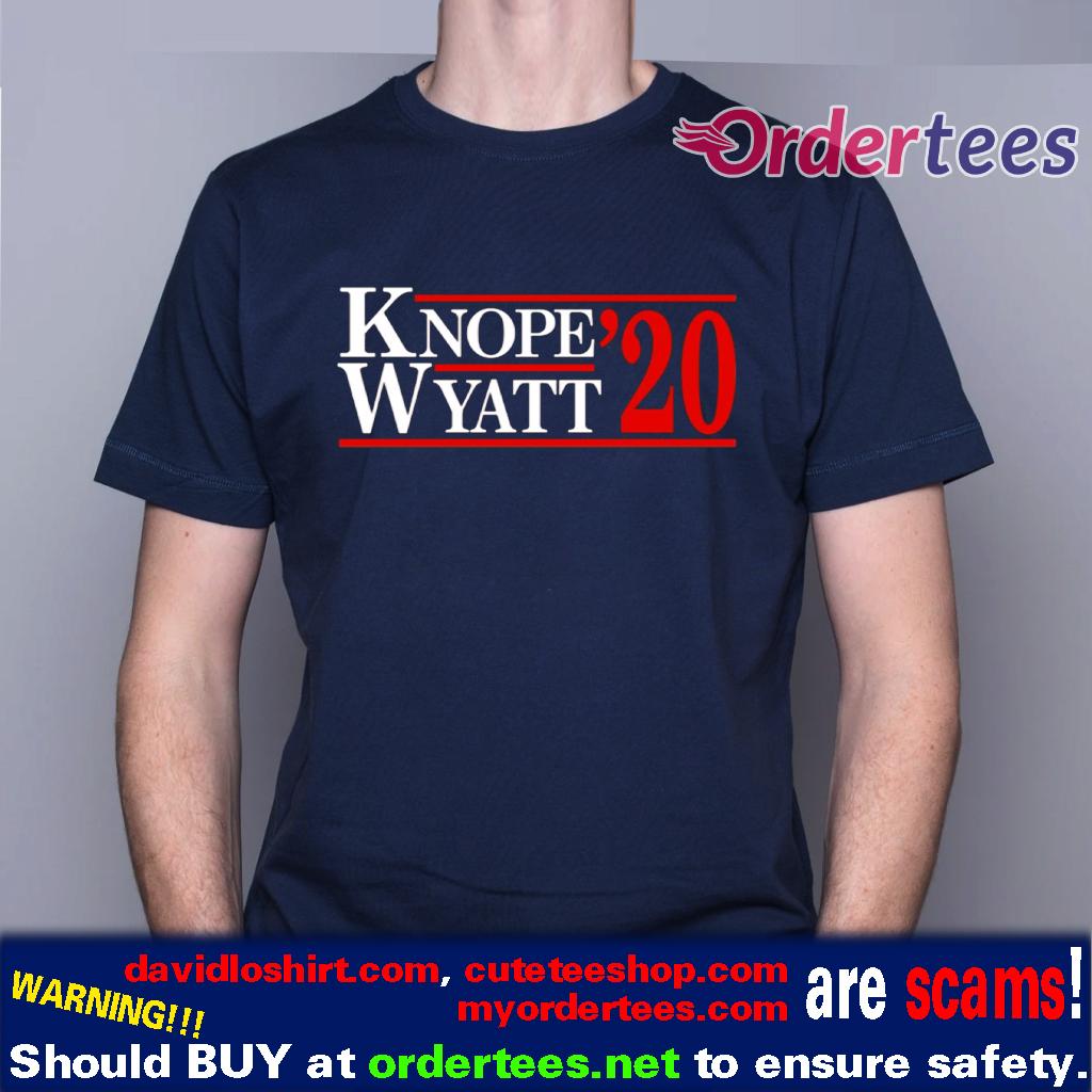 Knope Wyatt 2020 Shirt