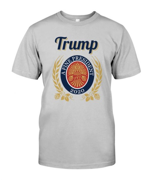 Trump miller lite shirts