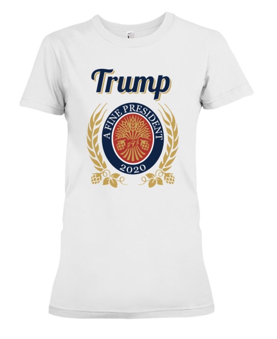 Trump miller lite t shirt