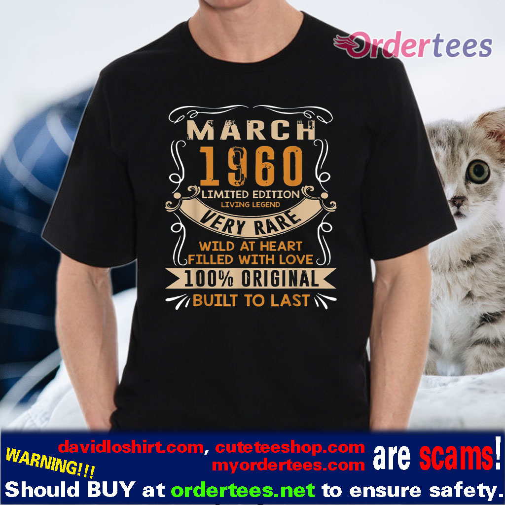 Made in 1960s Or Any Year Longsleeve T-Shirt S-4XL date of birth birthday year