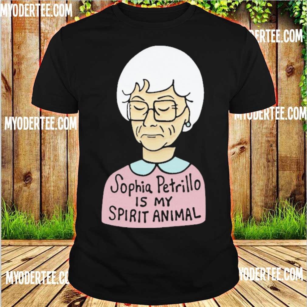 Sophia Petrillo is my Spirit animal face shirt