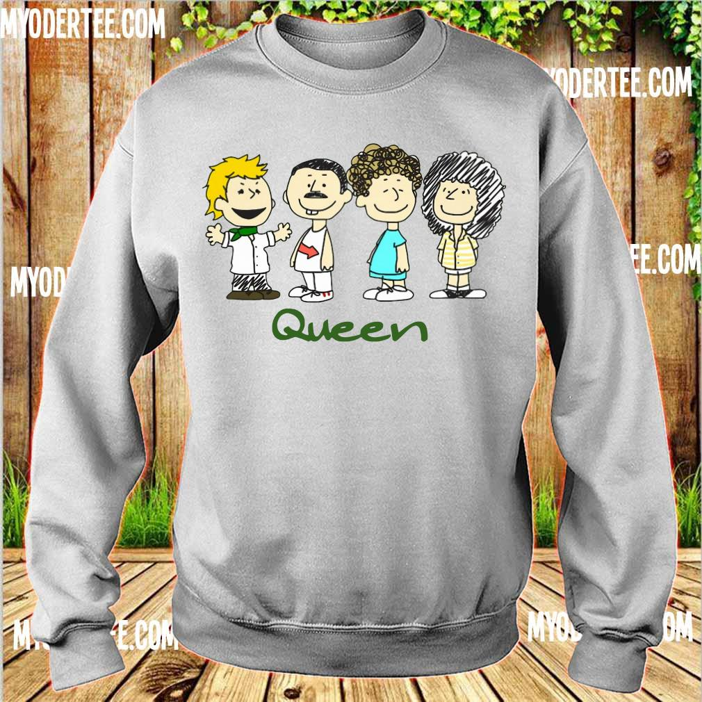 Nice The peanuts characters queen s sweater