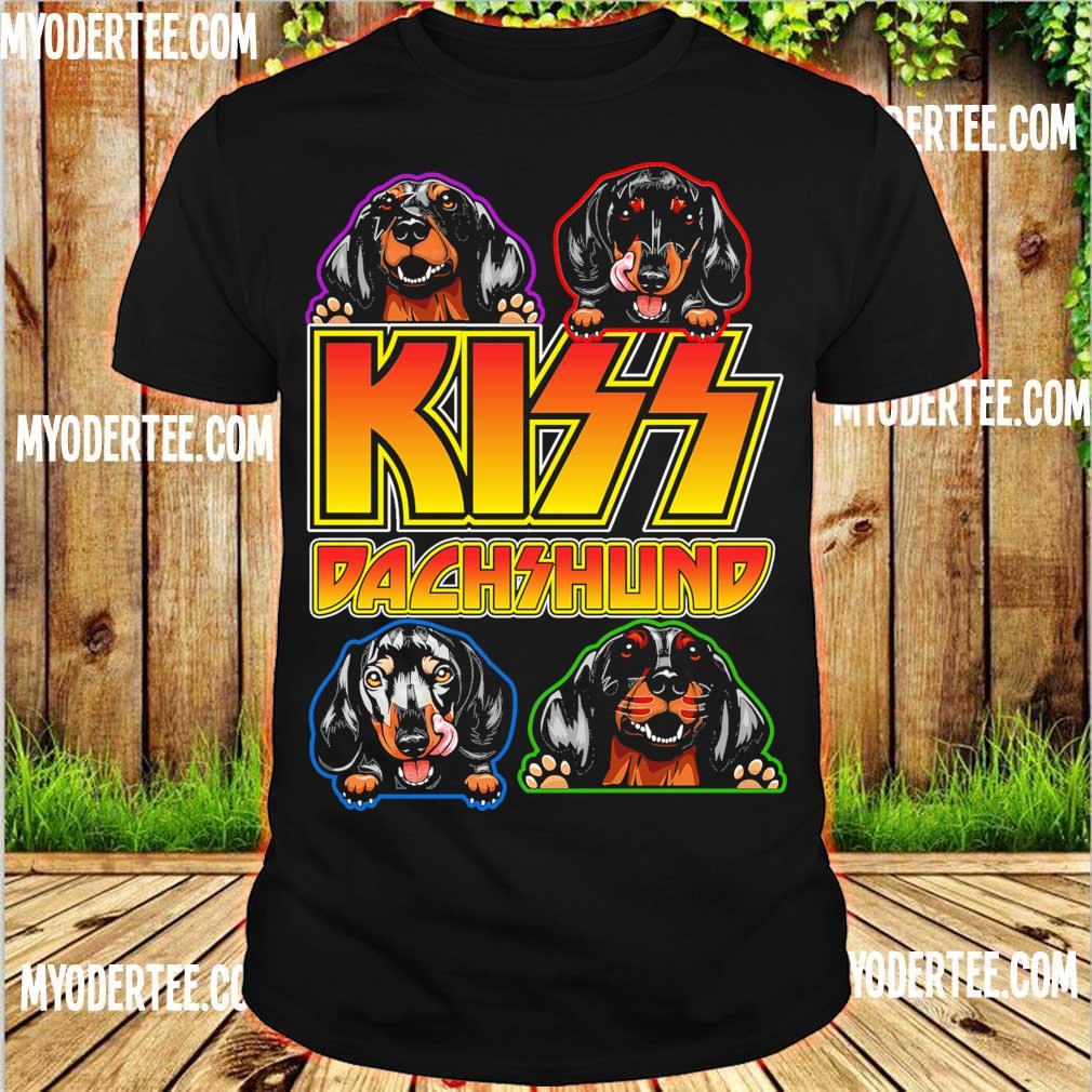Kizz Dachshund shirt