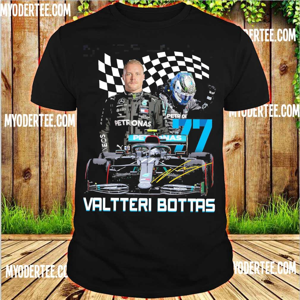 Petronas Syntium 77 Valtteri Bottas shirt