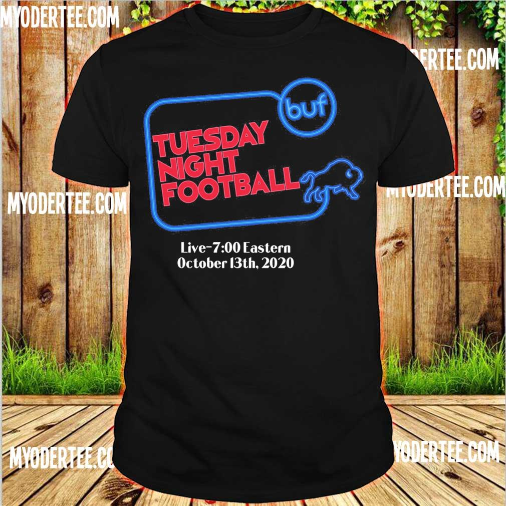Tuesday night Football shirt