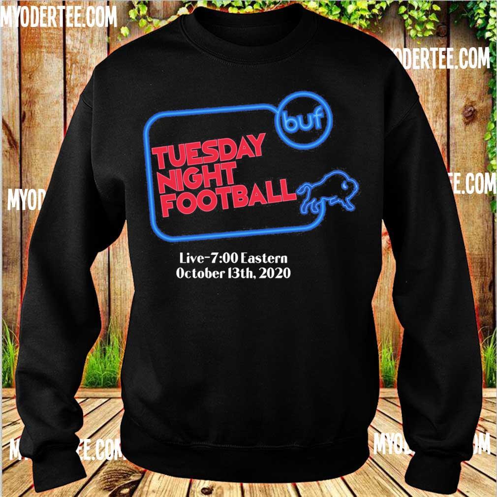 Tuesday night Football s sweater