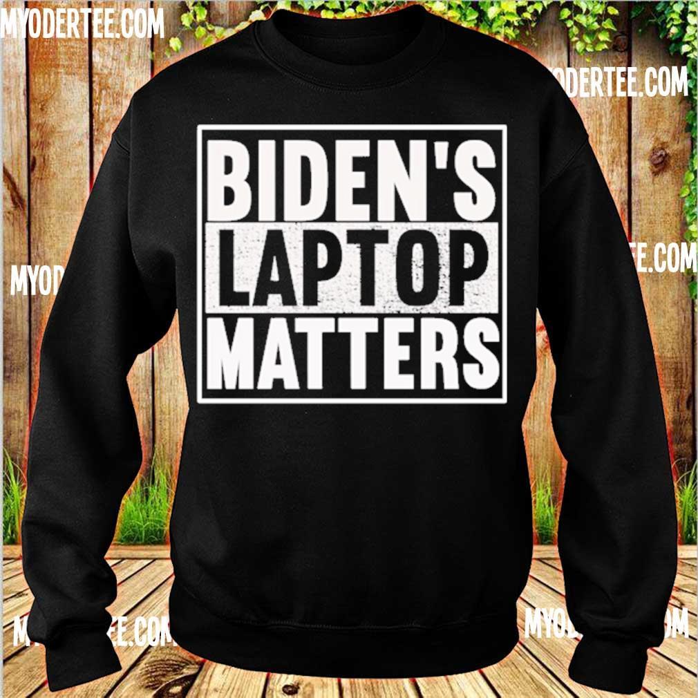 Official Biden's laptop matters s sweater