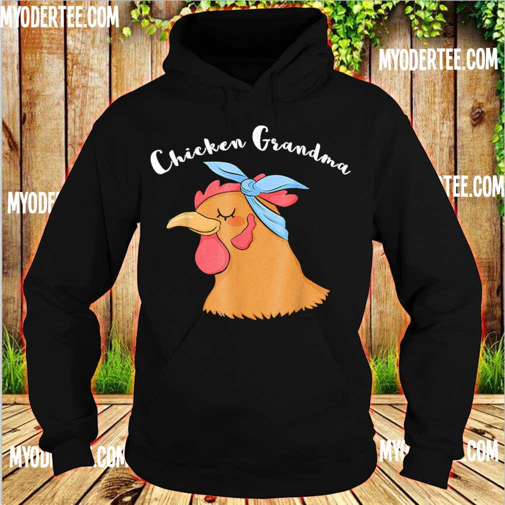 Official Chicken Grandma s hoodie