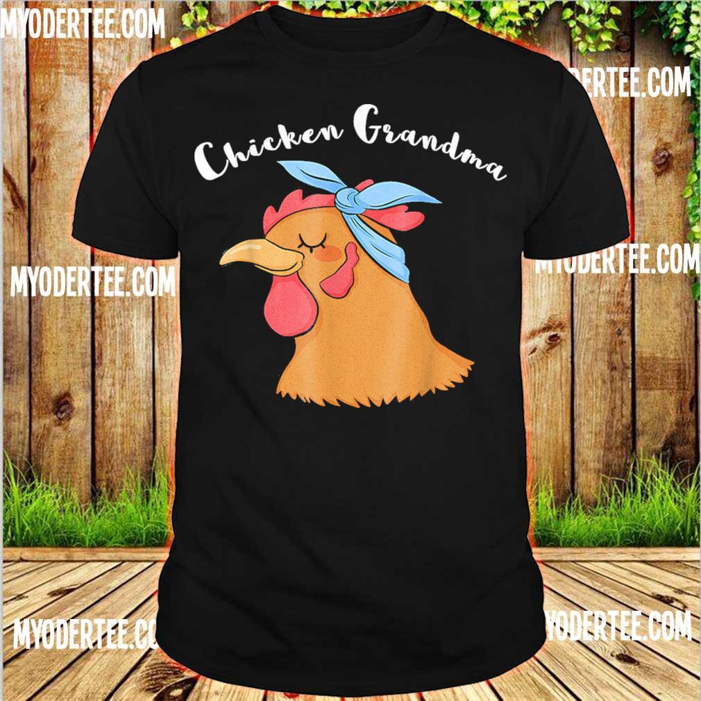 Official Chicken Grandma shirt