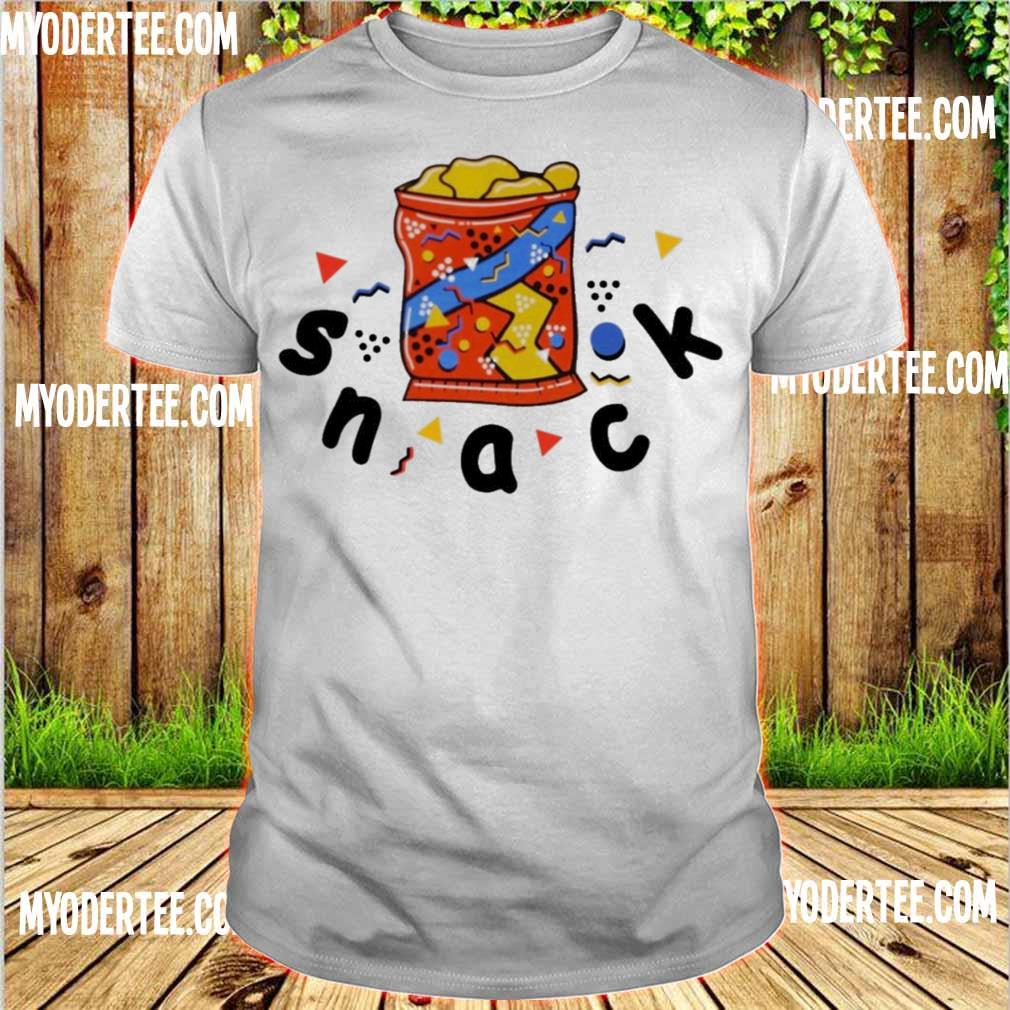 Official Jazzy Anne Merch Snack Shirt