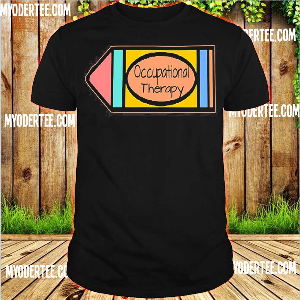Official Occupational Therapy shirt