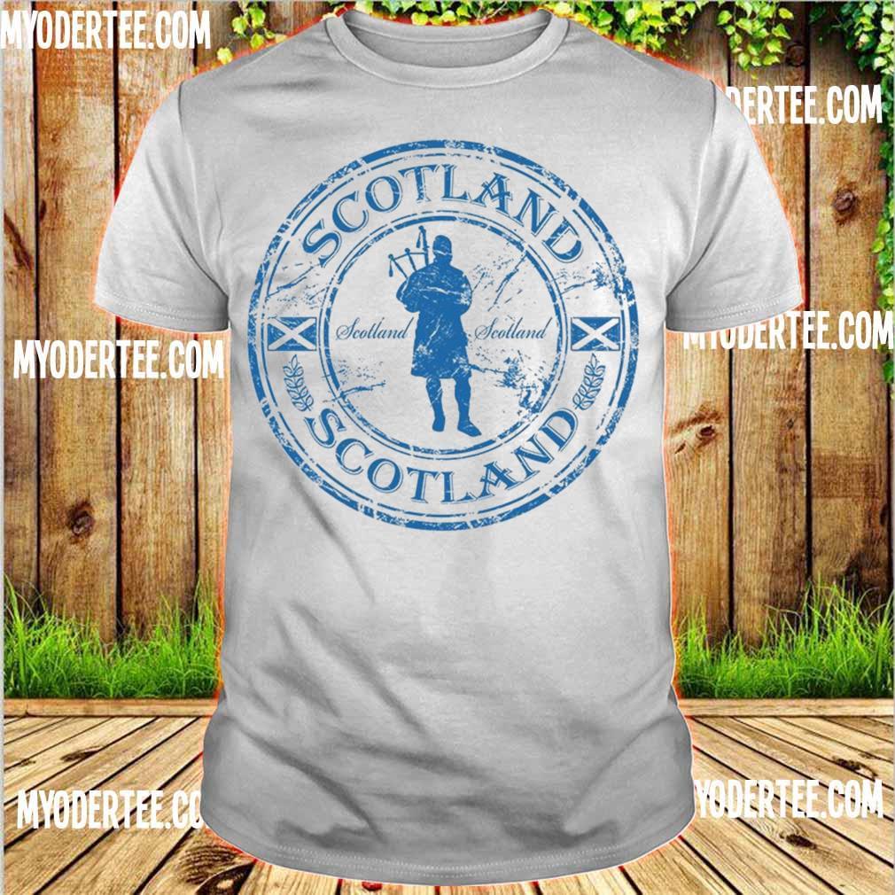 Official Scotland Scotland shirt