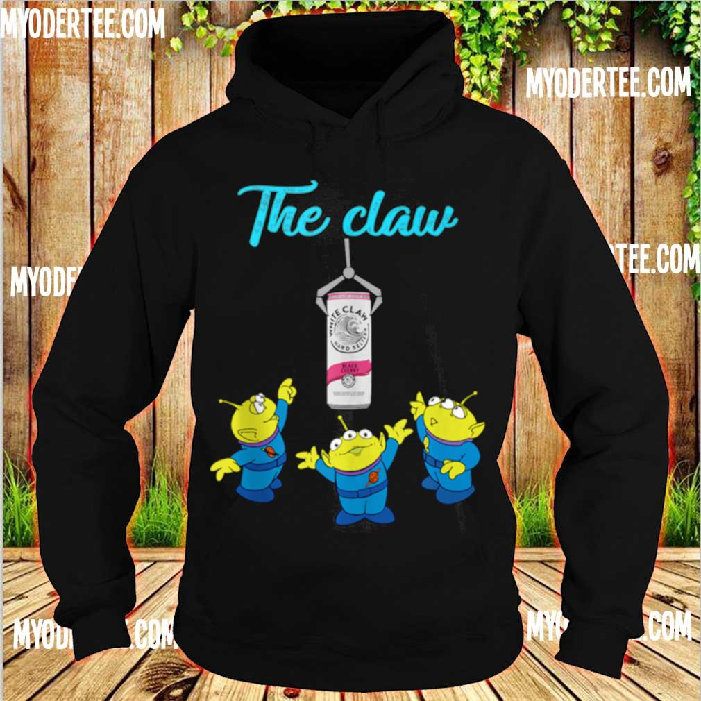 Official The Claw Merry Christmas Apparel Holiday Shirt hoodie