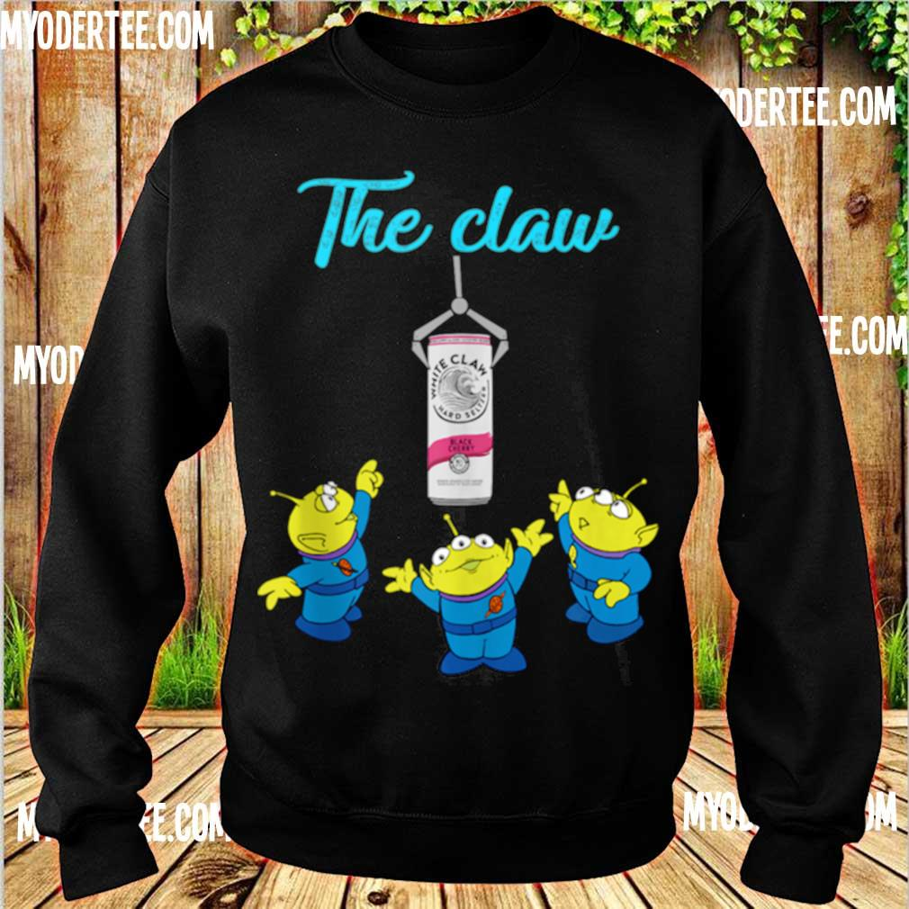 Official The Claw Merry Christmas Apparel Holiday Shirt sweater