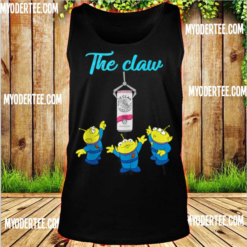 Official The Claw Merry Christmas Apparel Holiday Shirt tank top