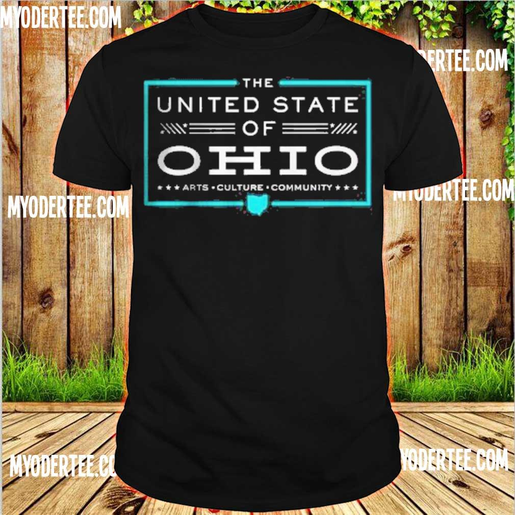 Official United State of Ohio ArtsNow Shirt
